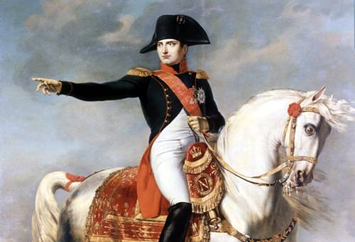thesis statement on napoleon bonaparte